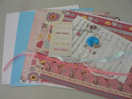 Scrapbook Packs $ 10 each Girls_10