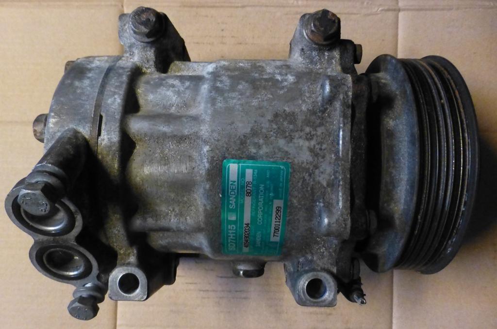 Quelle  maintenance peut-on apporter à un compresseur de clim démonté ? 223
