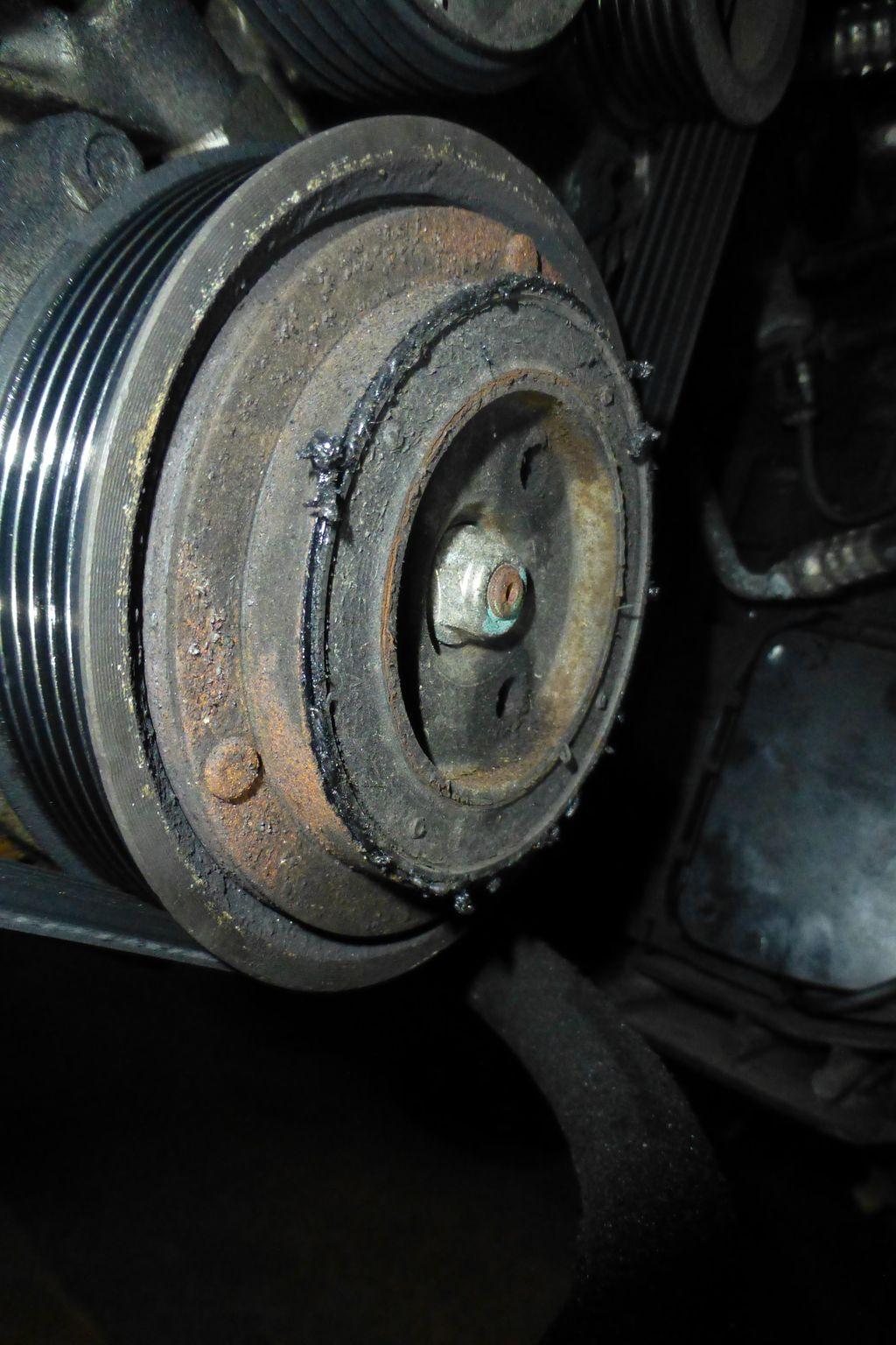 Quelle  maintenance peut-on apporter à un compresseur de clim démonté ? 2315