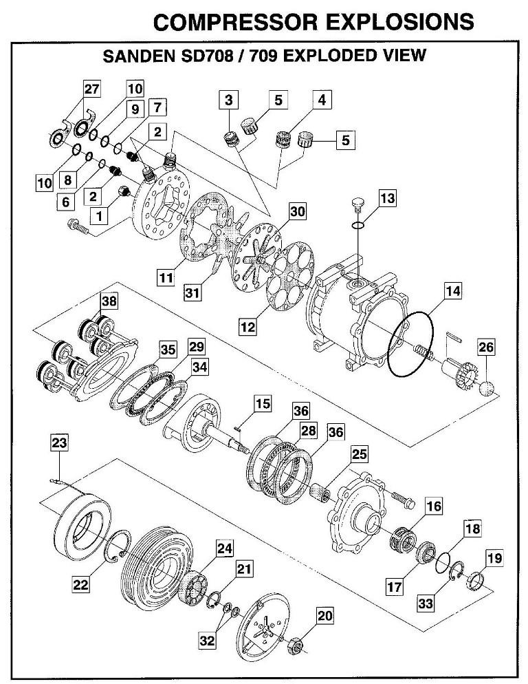Quelle  maintenance peut-on apporter à un compresseur de clim démonté ? 3_bis12