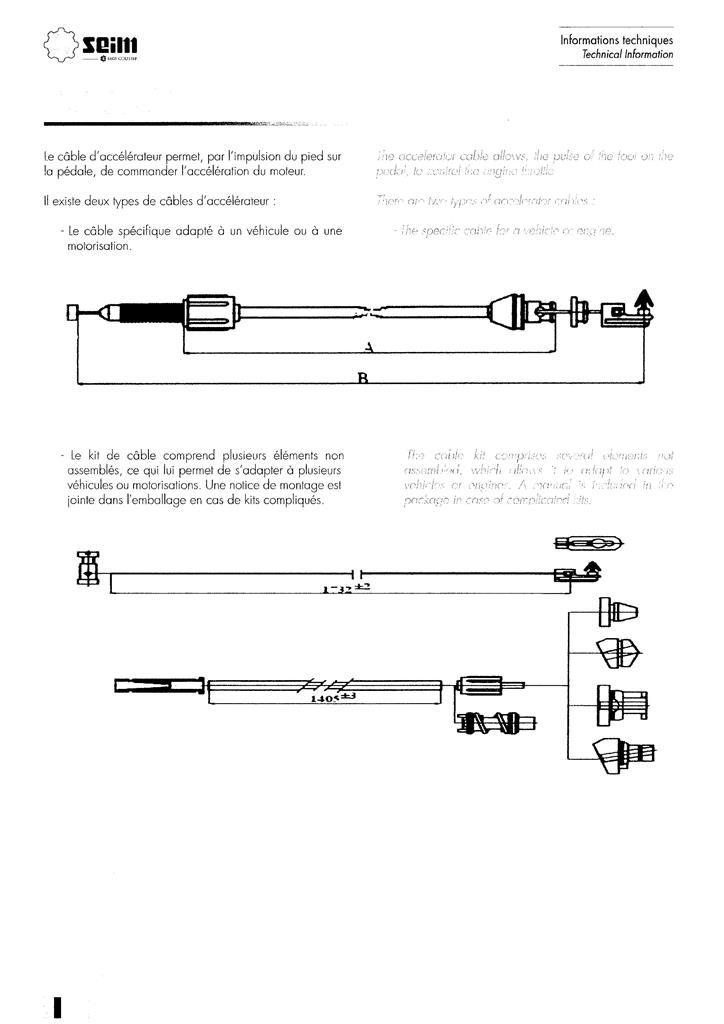 Changement d'un câble d'accélérateur Safrane 2.2dt Page_c10