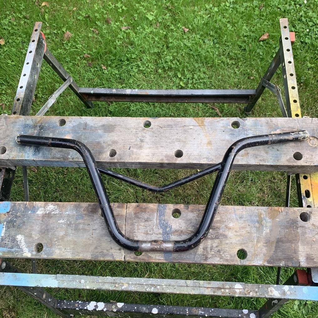 Identification d'un BMX et restoration. A0114
