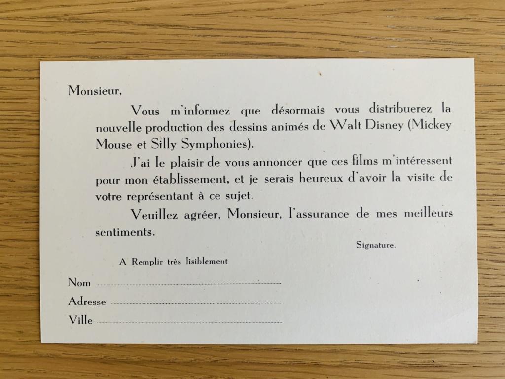Comment Walt Disney organise la distribution de ces films en France - Page 2 Img_0311