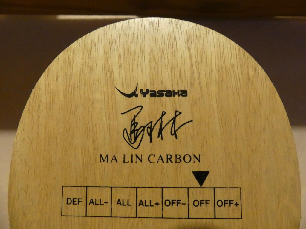 YASAKA MA LIN CARBON - CONCAVE - 35 € Yasaka11