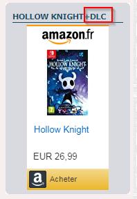 [Sortie boite] Hollow Knight Uni11
