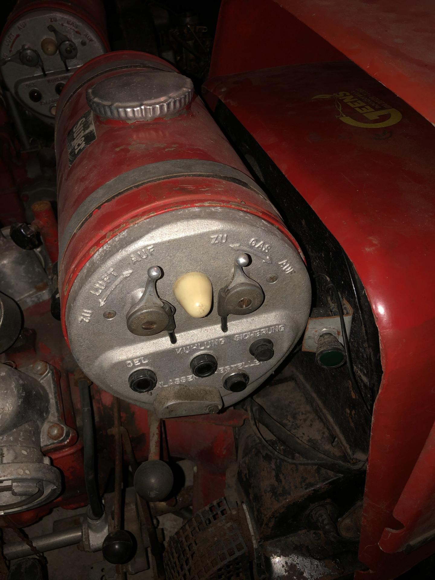 Moteur industriel VW 1600Sa 2119a010