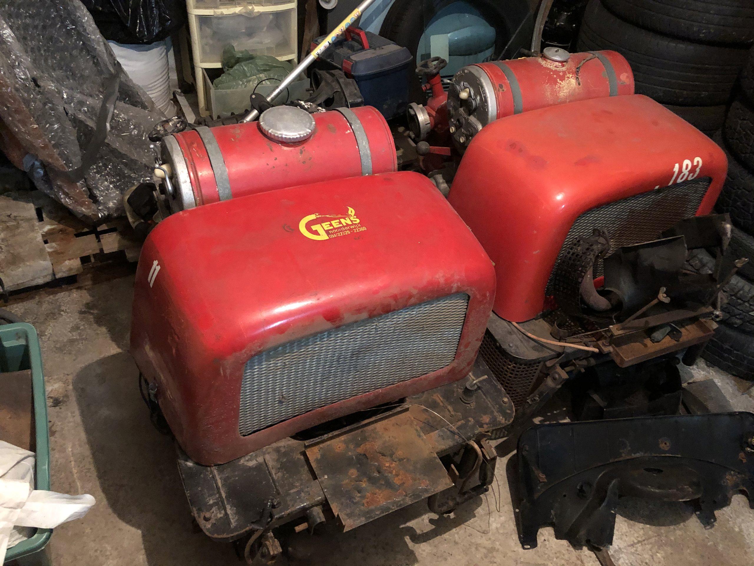 Moteur industriel VW 1600Sa 7688be10