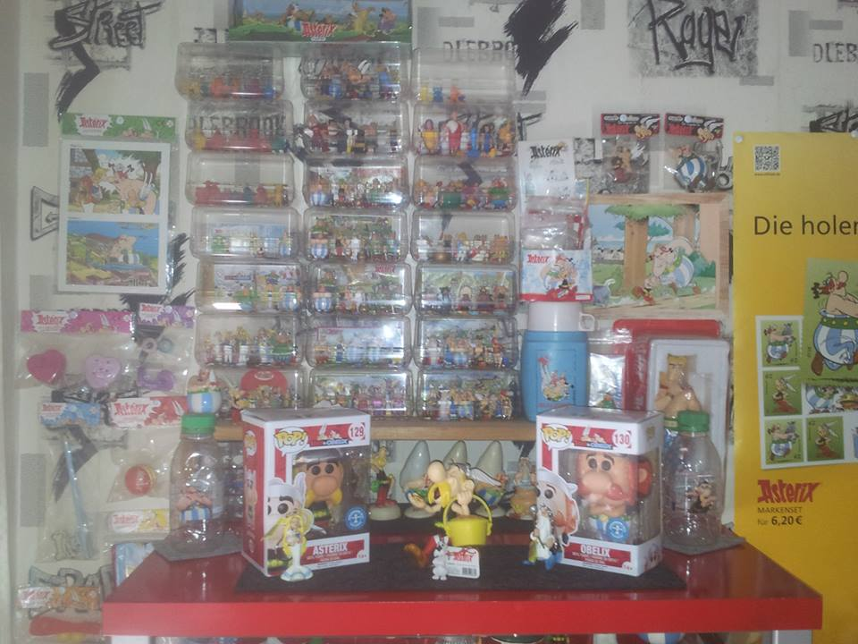 Ma collection Astérix 58442910