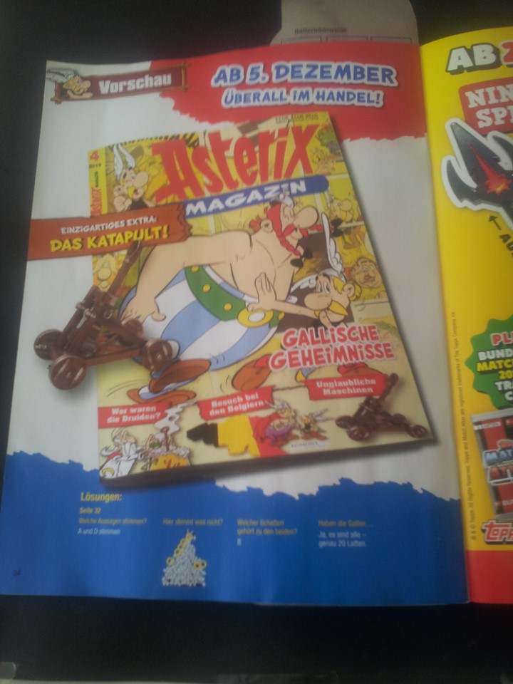 Asterix Magazin Nr. 03/2019 allemagne 70320610