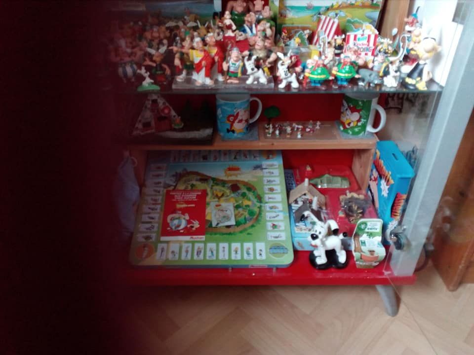 Ma collection Astérix 70832810