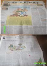 Astérix dans la presse allemande Rheinische Post 2015 Notre_10