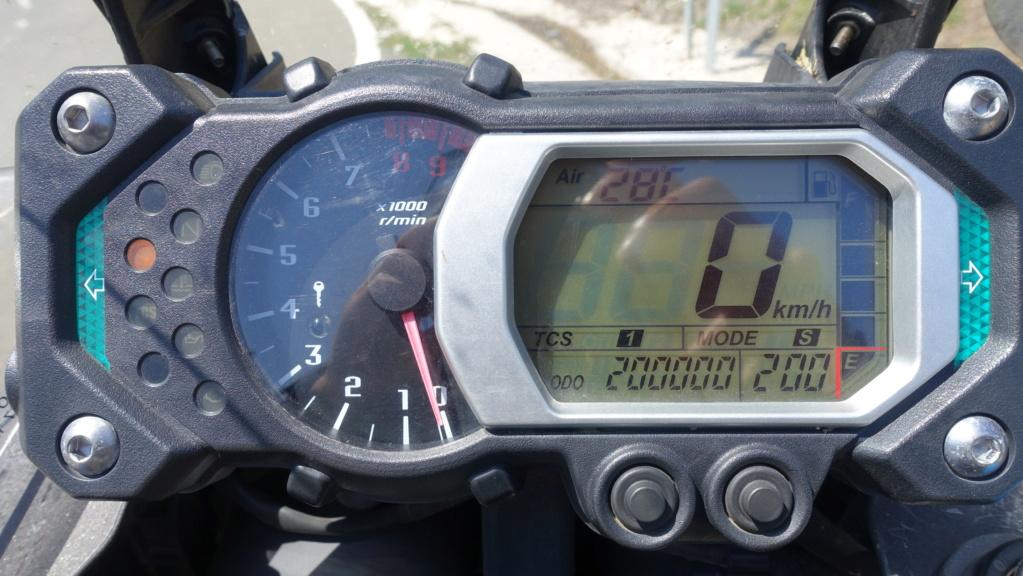 """Quel kilométrage a votre 1200XTZ modèle 2010 ? (Lire """"moins de"""") - Page 4 Dsc07810"""