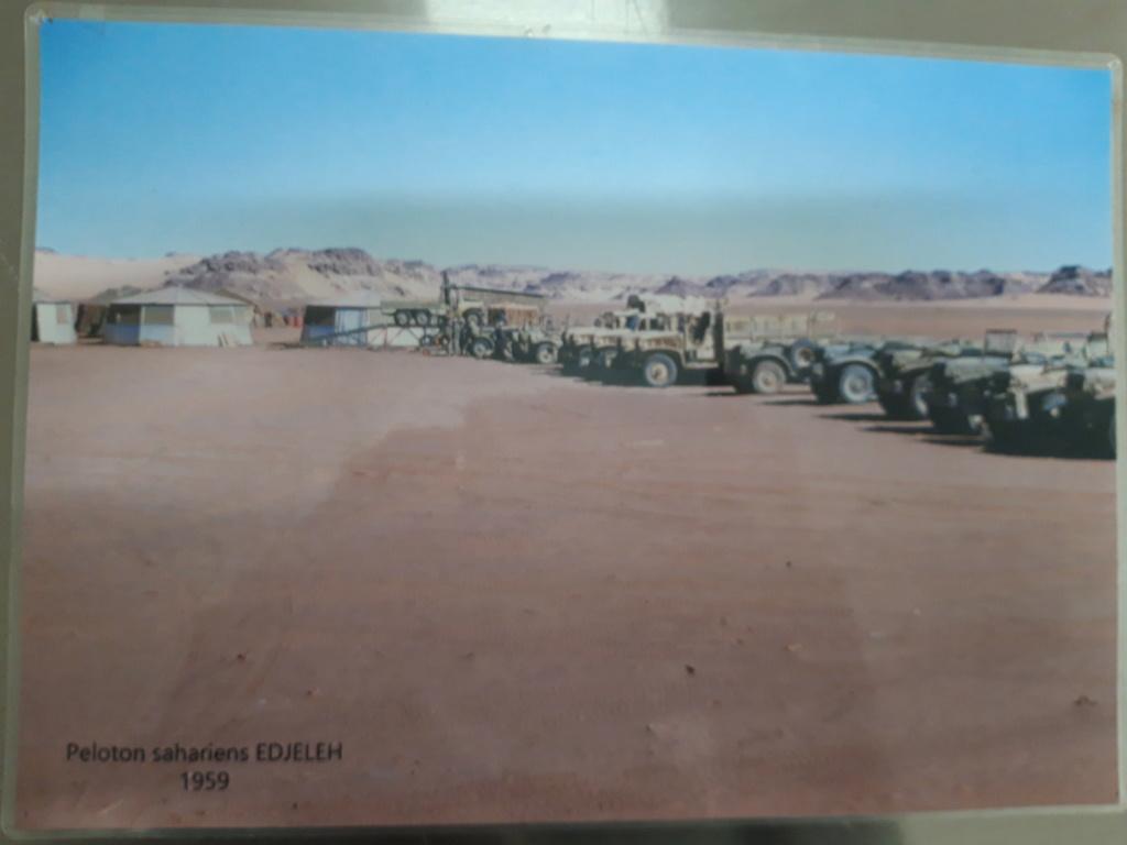 vehicule armee fransaise saharien periode 50/60 20200710