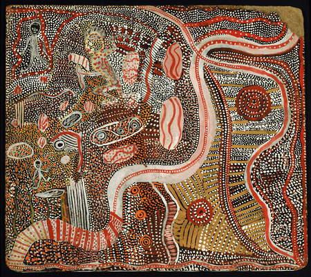 Le symbolisme dans l'art aborigène australien et son interprétation 2002_710