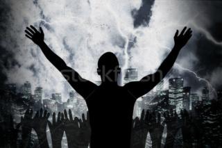 L'Antéchrist - L'Antichrist :  traître et héros de la Fin des Temps. 64480910
