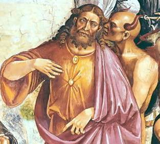 L'Antéchrist - L'Antichrist :  traître et héros de la Fin des Temps. Antich10