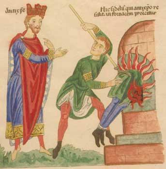 L'Antéchrist - L'Antichrist :  traître et héros de la Fin des Temps. Hortus10