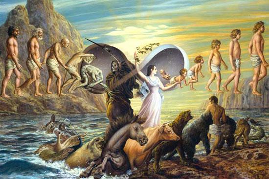 Résurrection et réincarnation dans le christianisme primitif Immort10