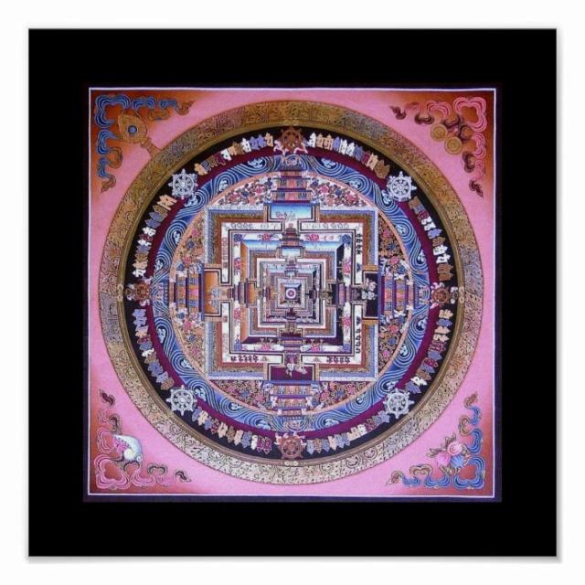 Symbole du Mandala Kalach11