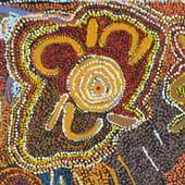 Le symbolisme dans l'art aborigène australien et son interprétation Women-10