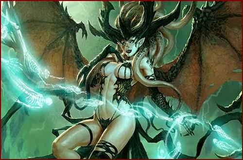 Livre des enfers Demon10