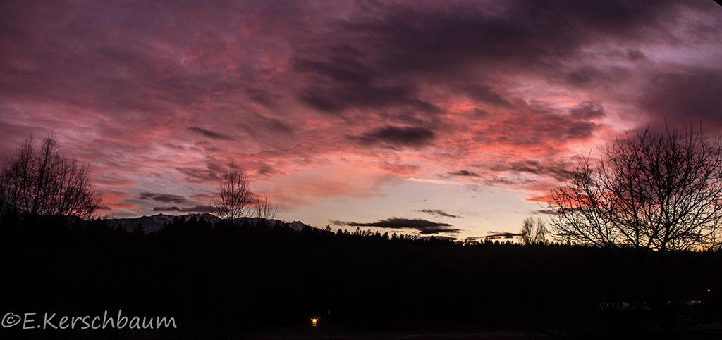 Sonnenuntergang  Dsc_0805