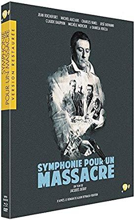 Symphonie pour un massacre - Jacques Deray - 1963 51jnte10