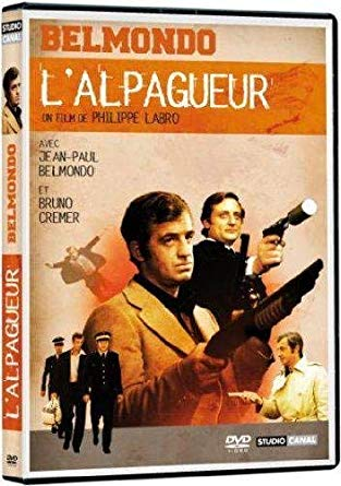 L'alpagueur - Philippe Labro - 1975 51ub-a10