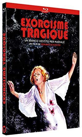 Exorcisme Tragique - Un bianco vestito per Marialé - Romano Scavolini - 1972 819xgf10