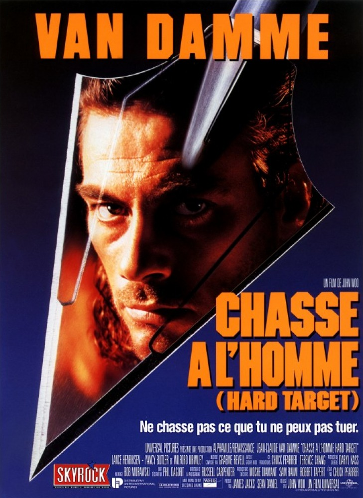 Chasse à l'homme - Hard Target - John Woo - 1993 Chasse10