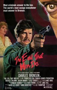 L'Enfer de la Violence - The Evil That Men Do - J Lee Thompson - 1984 Evil-m10