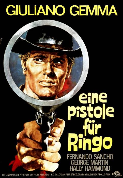 Un pistolet pour Ringo - Una Pistola per Ringo - 1965 - Duccio Tessari - Page 2 Pistol10