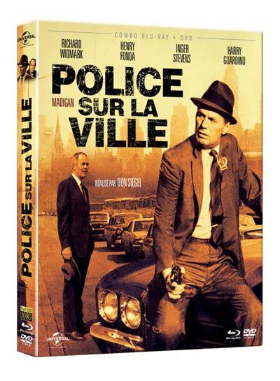 Police sur la Ville - Madigan - Don Siegel - 1968 Police10