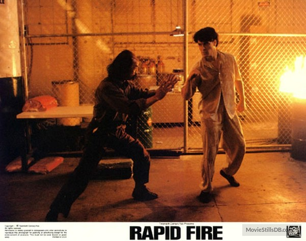 Rapid Fire - Dwight Little - 1992 Rapid-10