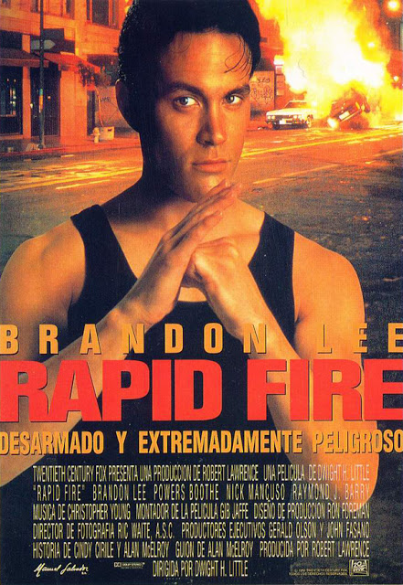 Rapid Fire - Dwight Little - 1992 Rapid_10