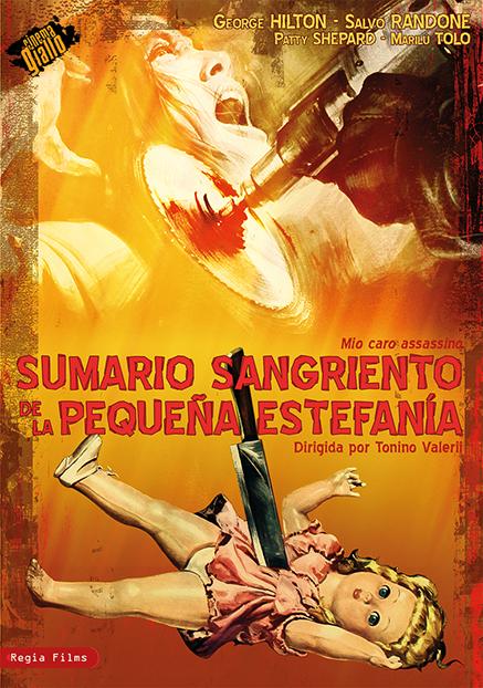 Folie Meurtrière - Mio Caro Assassino - Tonino Valerii - 1971 Sumari10
