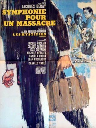 Symphonie pour un massacre - Jacques Deray - 1963 Sympho10