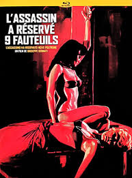 L'Assassin a réservé 9 fauteuils - L'assassino ha riservato nove poltrone - Giuseppe Benatti - 1974 Tzolzo21