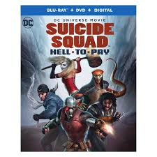 Suicide Squad : Hell to pay - Sam Liu - 2018 Tzolzo33