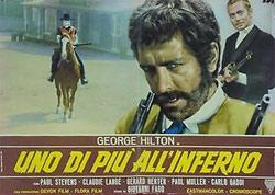 Los Machos - Uno die piu' all 'inferno - Giovanni Fago - 1969 Uno_in10