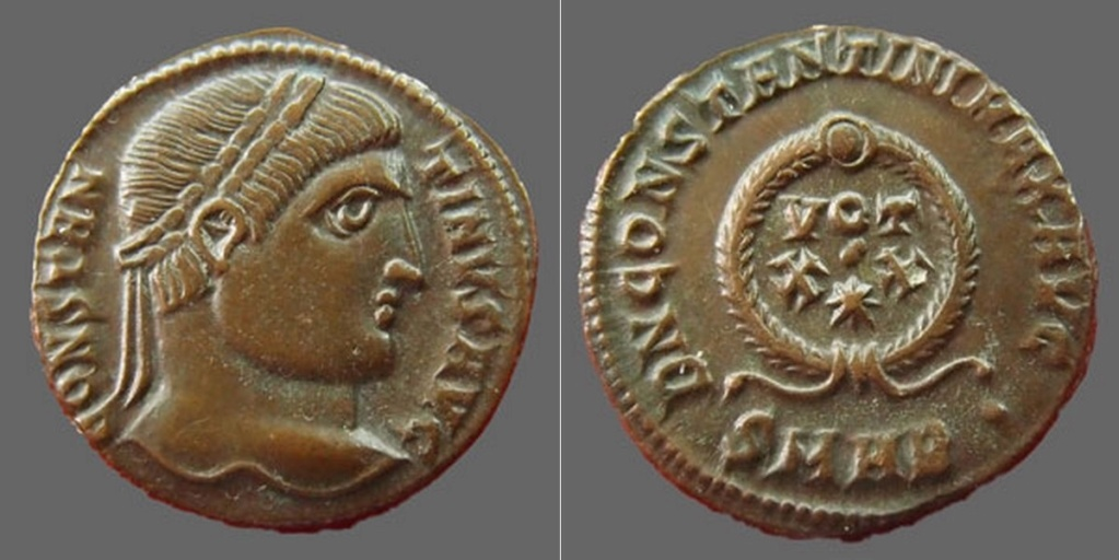 Ma modeste collection de monnaies romaines  16407r10