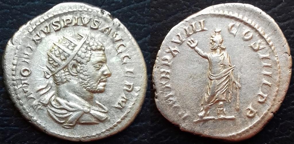 Ma modeste collection de monnaies romaines  20190210