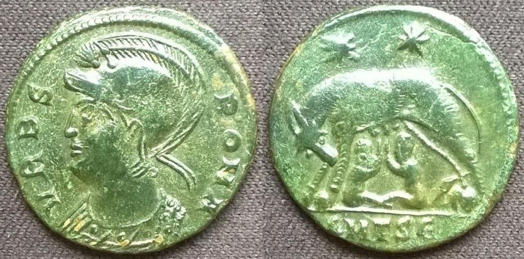 Ma modeste collection de monnaies romaines  Wp_20116