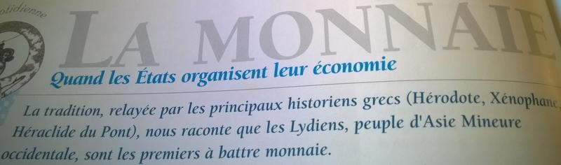 Numisfrance remonte à l'origine de la monnaie ! - Page 8 Wp_20118