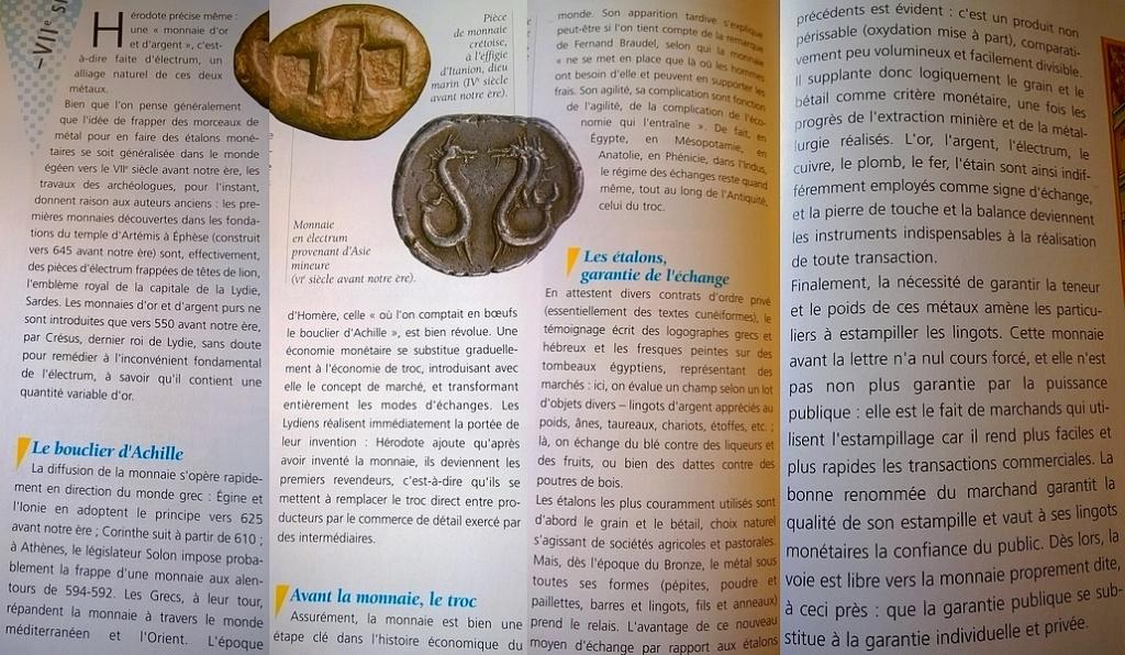 Numisfrance remonte à l'origine de la monnaie ! - Page 8 Wp_20119