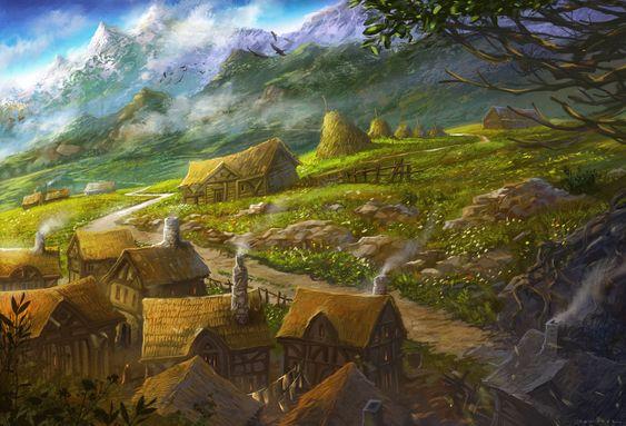Backgrounds : Les Archipels, La Guerre des Ombres 06b73f10