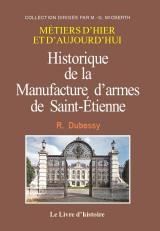 Histoire - Manufacture de St-Étienne Mha0310