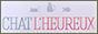 Dépot de logo pour Chat l'heureux 3qbw10