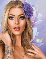 Liste d'avatars Femme-13