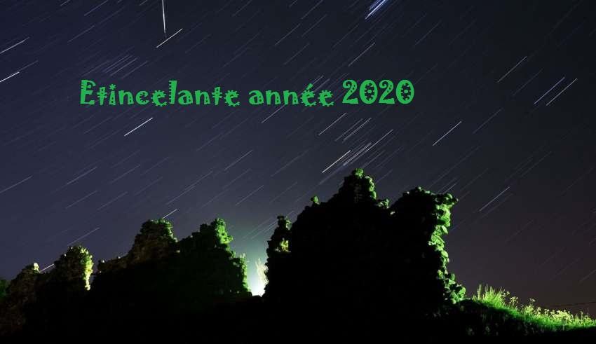 Étincelante année 2020 Skynew10